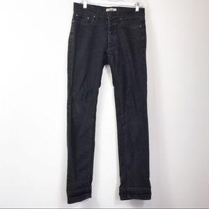 Acne Jeans Roc Cash Black Slim Fit 30/32